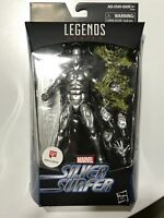 "Marvel Legends 6"" Silver Surfer New Sealed Mint Walgreens Exclusive Galactus"