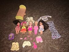 Barbie Sisters Kelly Shelly poupées