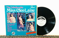 Cleo Laine ‎– The Unbelievable - LP 1968, Made in UK - JAZZ - NM Vinyl
