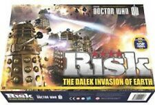 Doctor Who Risk - The Dalek Invasion of Earth - Board Game - New and sealed