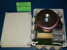 Teca BOX400DS/24 Transformer in Enclosure 400VA 120V 50-60Hz
