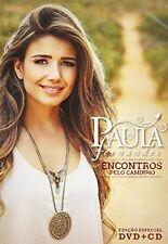 Encontros Pelo Caminho - Paula Fernandes (2014, CD NEUF)2 DISC SET