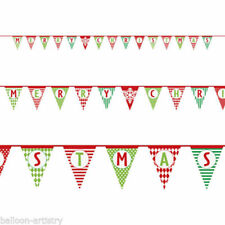 Christmas 1-5 m Party Buntings