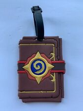 Blizzcon 2015 Hearthstone Vinyl Luggage Tag Heroes of Warcraft