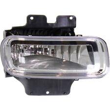 For Mark LT 06, Passenger Side Fog Light, Clear Lens, Plastic Lens