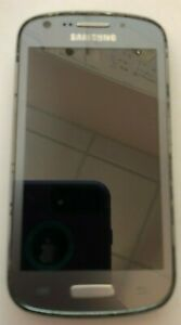 READ FIRST@ Samsung Galaxy Admire 2 SCH-R830 Silver (Cricket) Cell Phone Good