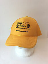 Florida Flywheelers Trucker Hat, Ball Cap, Baseball Mesh & Polyfoam Headwear