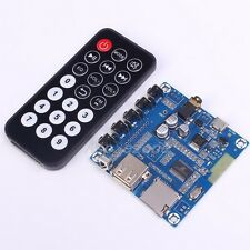 Bluetooth AudioReceiver Decode Player Module Micro USB Interface For TF Card/MP3