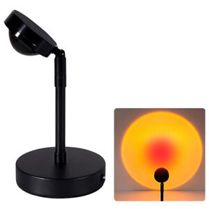 LED Sunset Floor Lamp Lamp Bedroom Living Room Floor Light Standing Lighting NEW