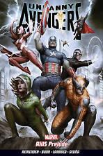 Uncanny Avengers Volume 5: AXIS Prelude, Salvador Larroca, Daniel Acuna, Cullen