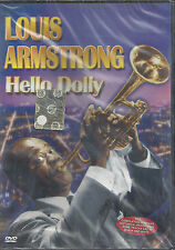 Dvd LOUIS ARMSTRONG ♦ THE KING OF JAZZ ♦ HELLO DOLLY ♦ HISTORICAL RECORDINGS