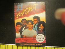 21 Jump Street - The Complete First Season (DVD, 2004, 4-Disc Set)