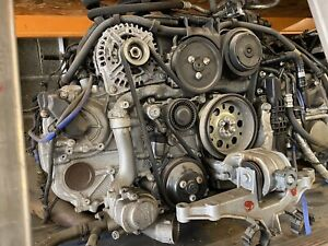 Porsche Cayman 2.9 MA1.20 2015 Manual Engine, Low Mileage, Genuine OEM
