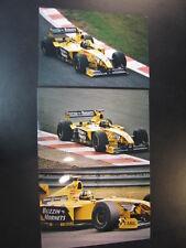 Photo B&H Jordan Mugen Honda 199 1999 #7 Damon Hill (GBR) GP BEL 3x