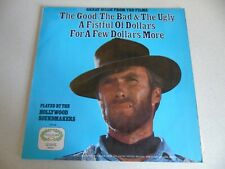 The Good,The Bad & The Ugly - A Fistful of Dollars - For a Few Dollars More - Vi