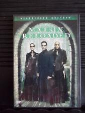 The Matrix Reloaded (DVD, 2003, 2-Disc Set, Widescreen) LIKE NEW