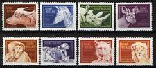 Guinea-Bissau 1989, Sc 857-864, Wild Animals, full set MNH