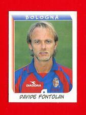 CALCIATORI Panini 2000 - Figurina-Sticker n. 42 - FONTOLAN - BOLOGNA -New