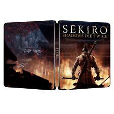 Sekiro Steelbook - Neu - Custom - Ohne Spiel