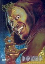 SPIDER-MAN 1995 FLEER ULTRA GOLDEN WEB INSERT CARD 3 OF 9 HOBGOBLIN J. BELL MA