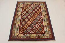 Feiner Nomaden Kelim Perser Teppich Orientteppich 3,00  X 2,07
