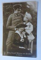 Prinz August Wilhelm von Preußen mit Familie, 1907 ♥ (57591)