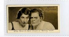 (Ja1335-100) Wills,Cinema Stars 3rd Series,Polly Moran & Marie Dressler,1931#29