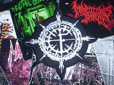 Carpathian Forest Shape Patch Black Metal
