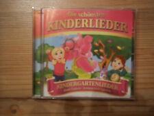 CD Die schönsten Kinderlieder Musik Kindergartenlieder zum lachen tanzen spielen