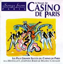 CD NEUF scellé - LES PLUS GRANDS SUCCES DU CASINO DE PARIS -C23