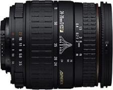 Sigma 24-70 F3.5 - 5.6 Pentax AF lens mount
