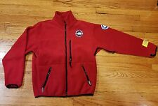 North Face Trans Antarctica Expedition Fleece Jacket Red Rare supreme 1 of kind