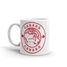 Canada haute qualité 10 oz (environ 283.49 g) Café Thé Tasse #4582