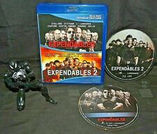 The Expendables / The Expendables 2 Double Feature [Blu-Ray] MINT