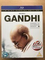 Gandhi ~ Gb Blu-Ray Funda Solo sin Caja o Discos
