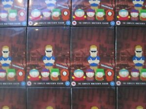 South Park Series 19 New / Sealed