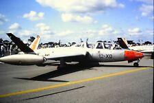 2/99-2 Fouga CM.170R Magister French Air Force 12-X0 213 Kodachrome SLIDE