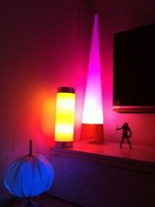 Mathmos Faze 3 Designer Lampe!