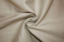 Sand Cotton Stretch Twill #4 Bottom Weight Spandex Lycra Fabric BTY
