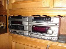 Sehr excl., wertv. AIWA Stereo-Anlage NSX-M9, kaum bespielt, 3xCD, 2XCass, Radio