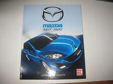 Mazda seit 1920 von Joachim Kuch
