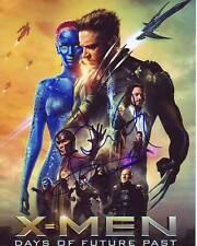 Patrick Stewart Hugh Jackman James McAvoy Signed 8x10 X-Men Photograph