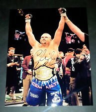 "CHUCK "" ICEMAN "" LIDDELL PP SIGNED 10""X8"" PHOTO REPRO UFC MMA"