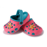 Cute Kids Slippers Summer Shoes Slides Sandals Anti-Slip Boy Girl Beach Slippers
