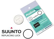 Suunto Core Lumi Wrist-Top Watches Battery Kit