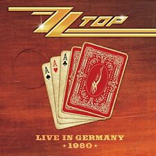 Live in Germany 1980 zz Top Eagle Rock CD 01/01/2012
