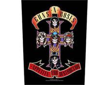 Guns N Roses Appetite for Destruction Large Backpatch - New - Licensed Product