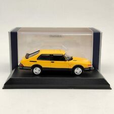 Norev 1/43 Saab 900 Turbo 16 Diecast Models Limited Edition Collection Yellow