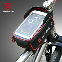 Bike Bicycle Motorcycle Waterproof Phone Case Bag with Handlebar Mount   /