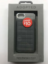 New Adopted Cushion Wrap SmartPhone Case For Apple iPhone 5/5s Gray APH11229 *